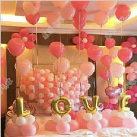 粉粉的爱-婚房布置